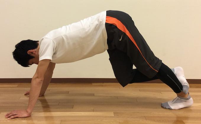 ふくらはぎ(下腿三頭筋)のストレッチ