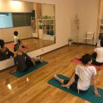 検見川浜のヨガ教室