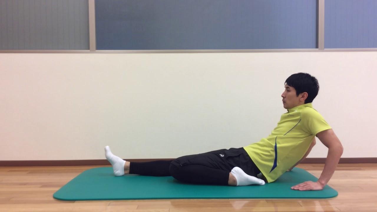 もも前の筋肉(大腿四頭筋)のストレッチの方法と意識する動作と筋肉