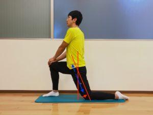 腸腰筋・大腿直筋が硬い場合