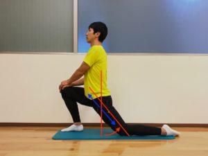 腸腰筋・大腿直筋が柔らかい場合