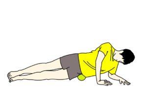 マッサージボールの使い方【お尻の筋肉(大殿筋・中殿筋・小殿筋)】