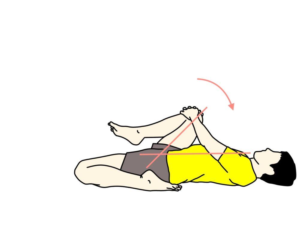 前後開脚(スピリッツ)の動作を柔らかくしたい人にオススメの大腿四頭筋のストレッチ