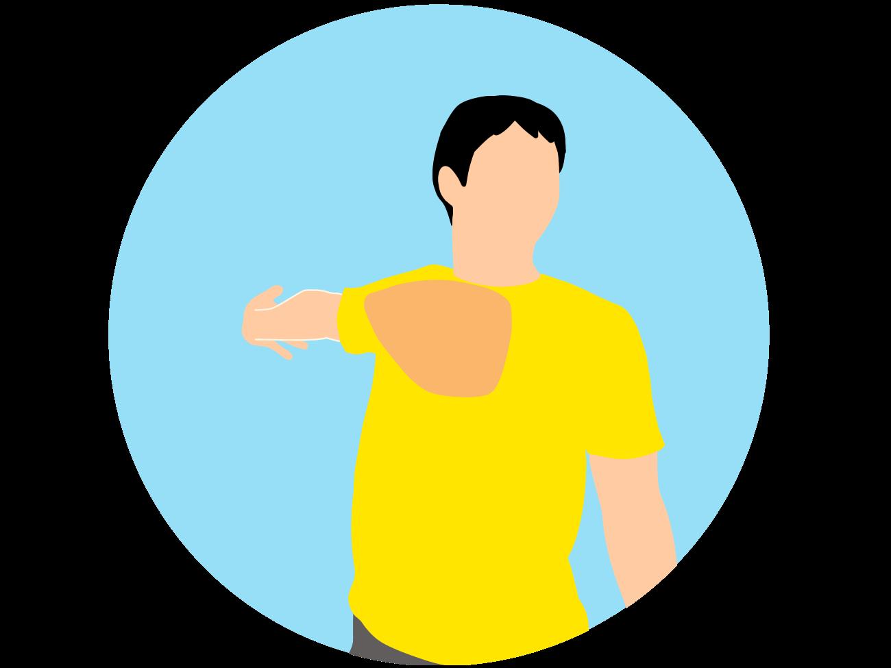 胸(大胸筋)のストレッチの方法一覧