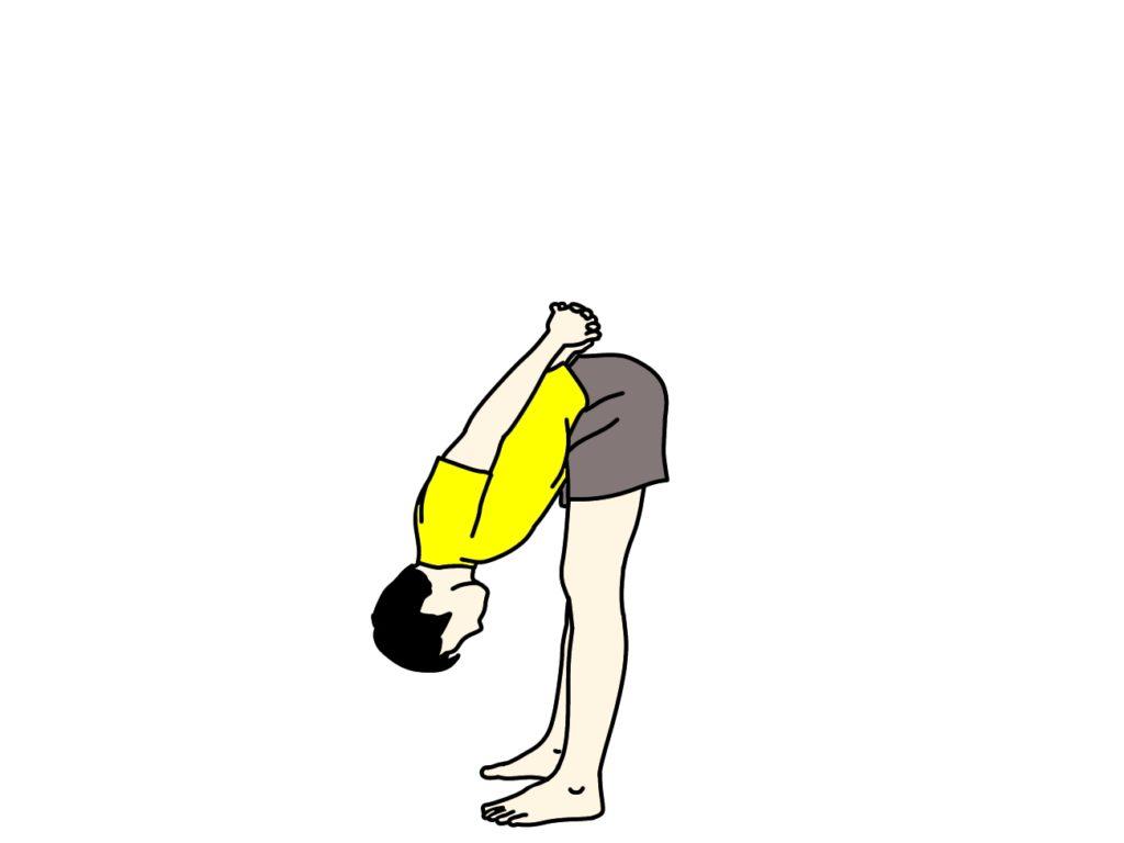 肩の柔軟性向上に。上腕二頭筋と大胸筋のストレッチ
