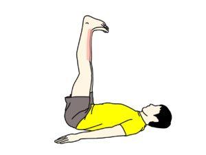 前脛骨筋のトレーニング