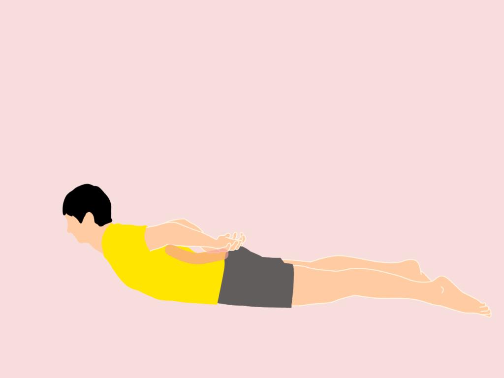 背筋(脊柱起立筋)のトレーニング