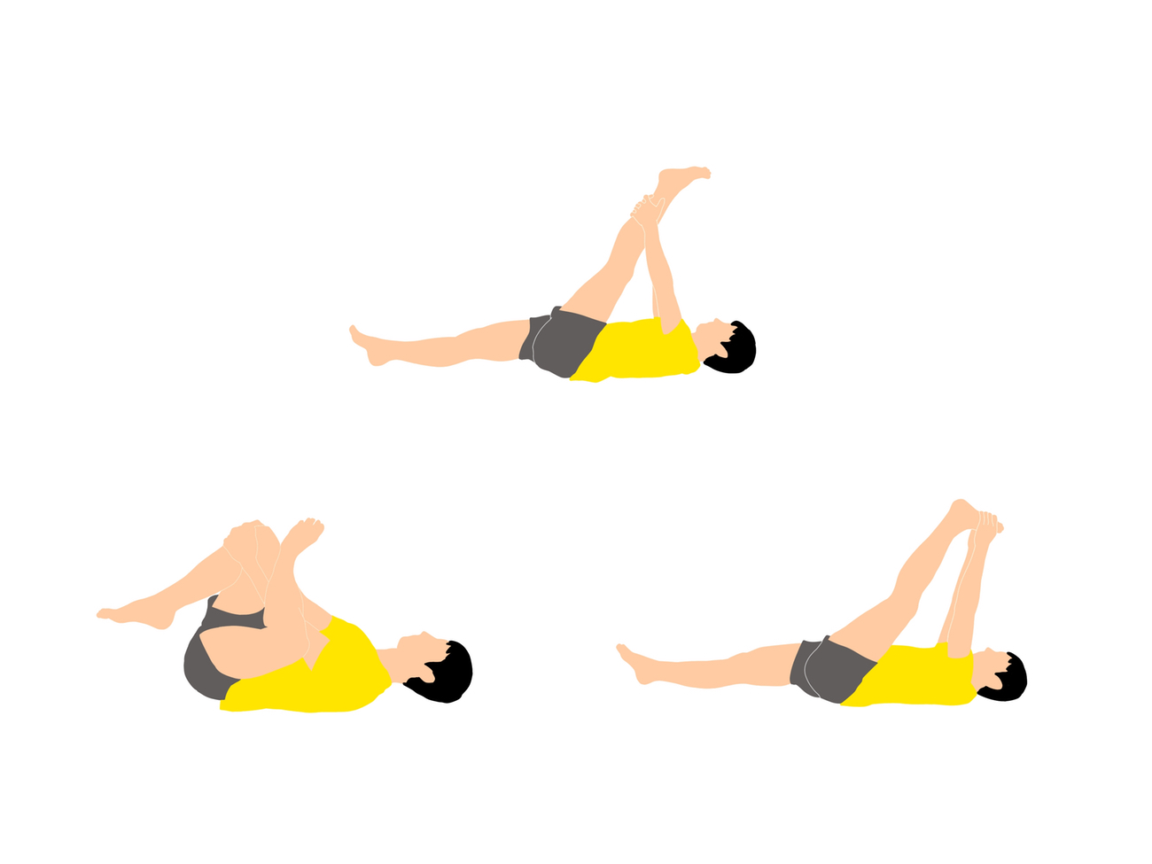 脚を高く上げて前屈を柔らかくするためのストレッチプログラム