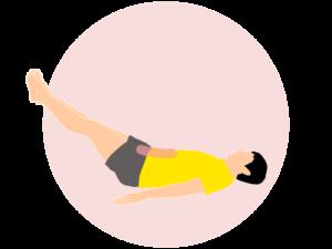 下腹部のトレーニング